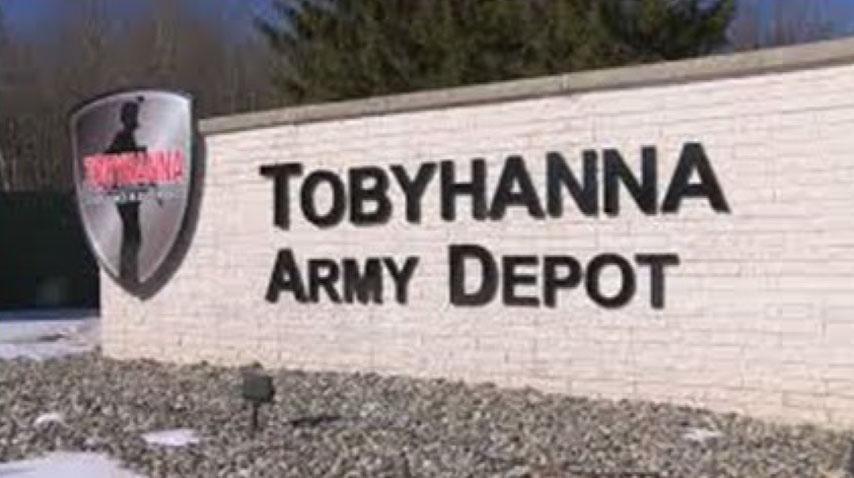 Army-depo