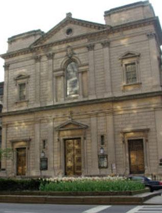 Loyola-Church