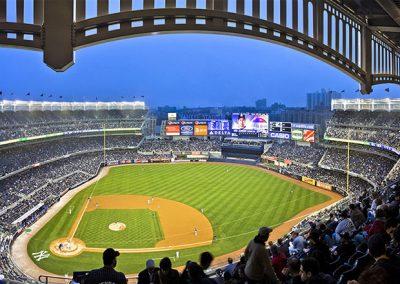 Slipping & Tripping Hazard – Stairway Entry: Yankee Stadium, Bronx, NY